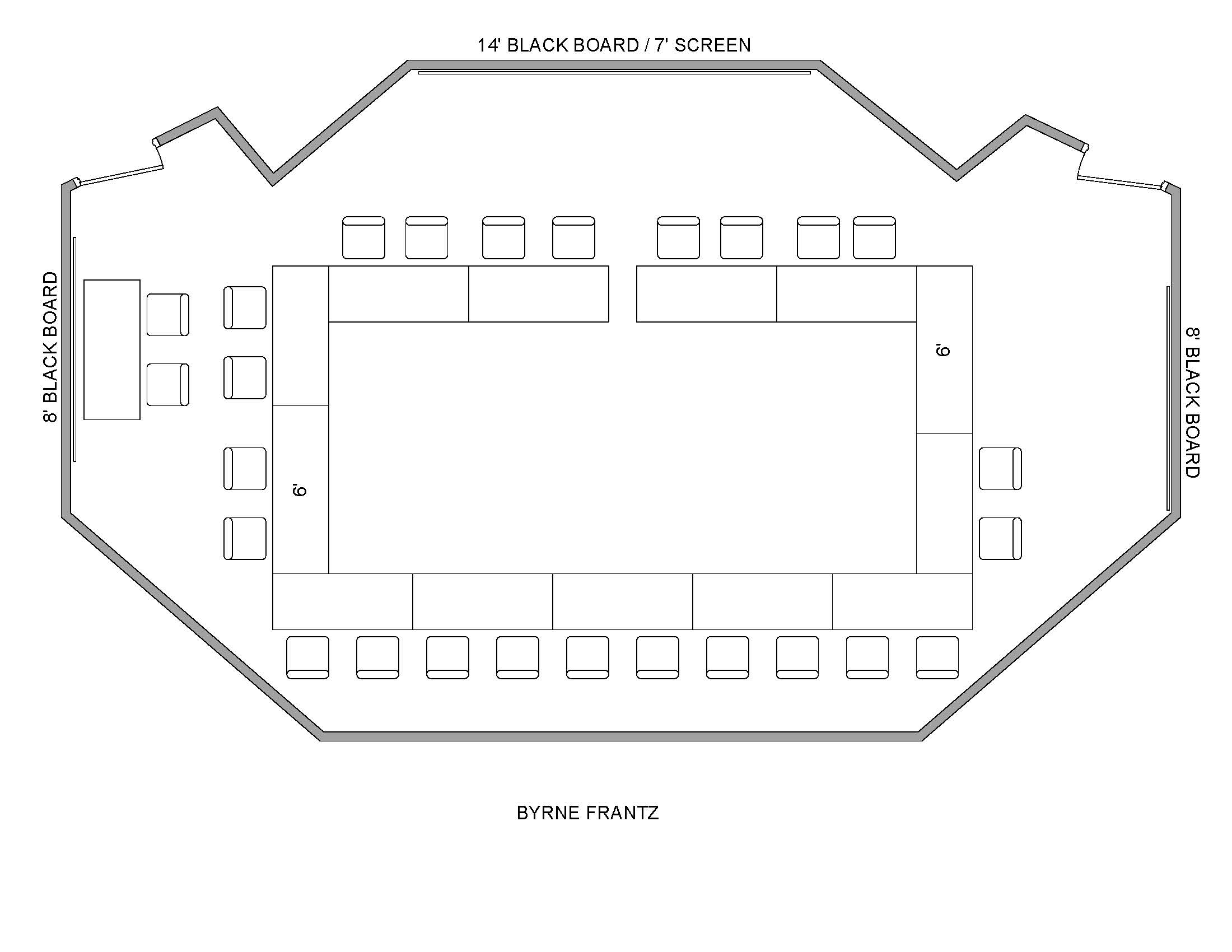 Tuck events facilities byrne frantz classroom diagrams event planning pooptronica Image collections