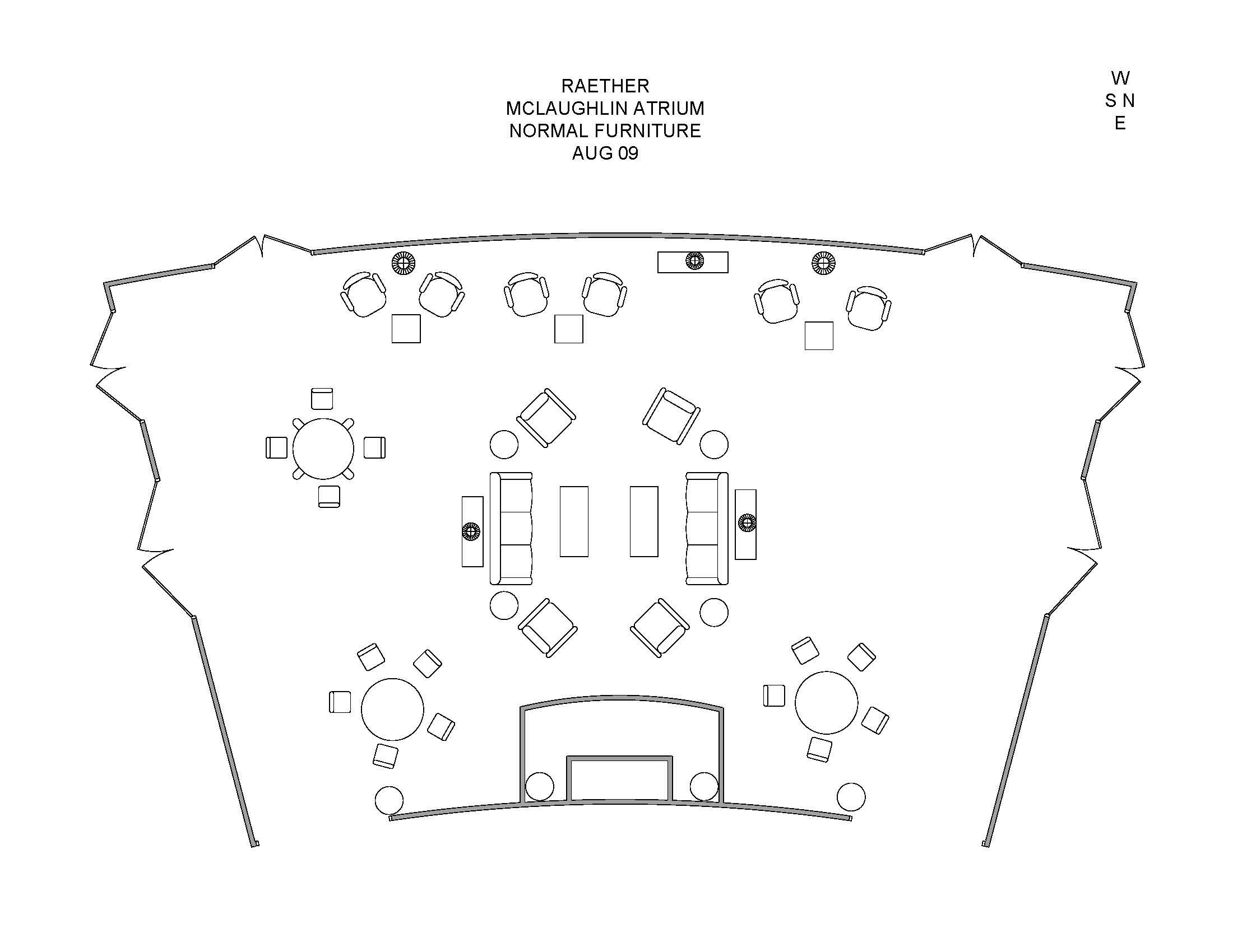 tuck events  u0026 facilities    raether mclaughlin atrium diagrams